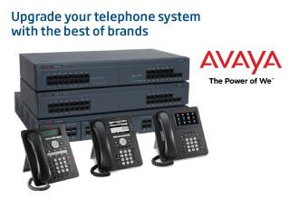 Avaya Telephone System