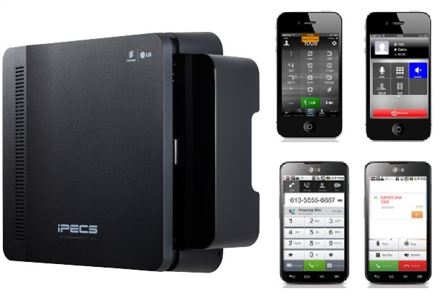 IPECS VoiP System